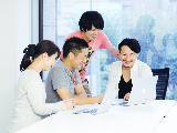 ユーザーも社員もみんなが仕事を「効率化」し、より幸せな日々を送れるように。