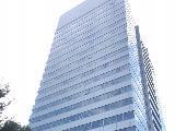 渋谷駅から徒歩6分の好アクセスに立地する本社。
