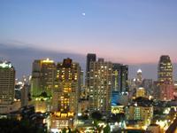 会社のある37階からの夜景は最高です!