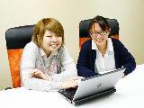 働きやすい環境だから、女性の先輩も多く活躍しています。
