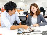 上司や先輩が親身になって教えてくれます!改善ポイントなども優しく教えますよ♪