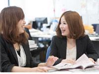20代〜30代のメンバーが中心となって会社を盛り上げています。女性が多く活躍しているのも特徴です。