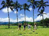 社員旅行は今年・去年はハワイに行きました!