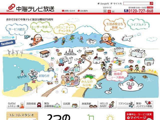 株式会社中海テレビ放送