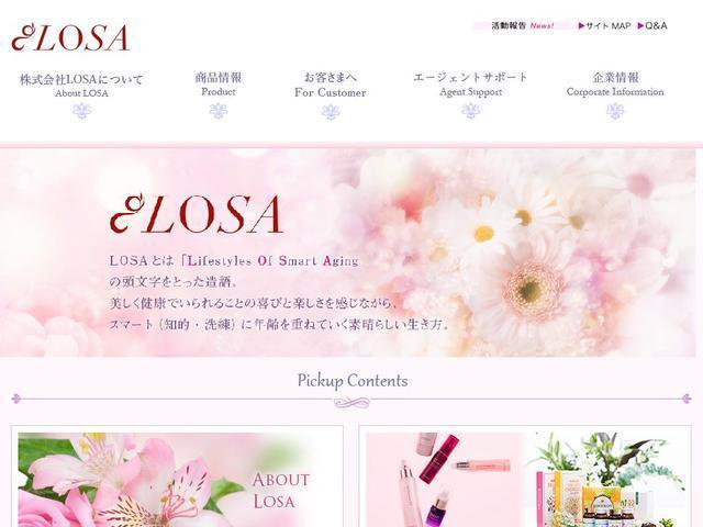 株式会社LOSA