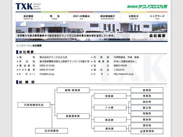株式会社テクノクロス九州