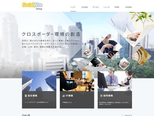 ソーシャルワイヤー株式会社